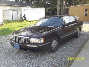1997 Cadillac DeVille Sedan  e-tested and cert.