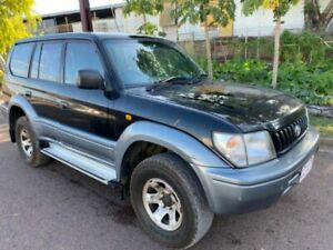 TOYOTA LANDCRUISER PARADO AUTO 4x4 Winnellie Darwin City Preview