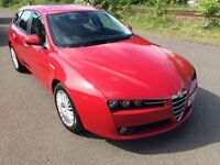 Alfa 159 Estate- 1.9 Diesel- 12 Months MOT- Full Alfa History- 80K Miles- 2x Keys- Full Leather!