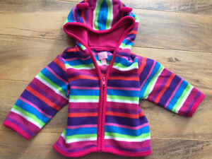 Girls clothing size 6-12M