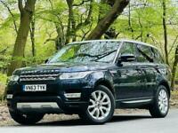 2013 Land Rover Range Rover Sport SDV6 HSE Auto Estate Diesel Automatic
