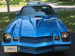 1980 Numbers Matching Chevrolet Camaro Z28 - 32,000 KMs
