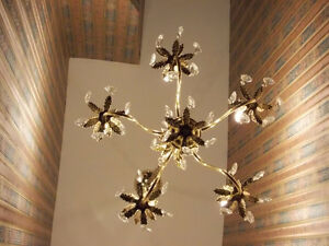 5 light chandelier Windsor Region Ontario image 4