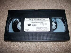 Party with the Pets (1994) on VHS