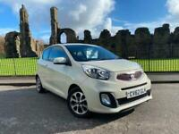 2012 Kia Picanto 1.25 Halo EcoDynamics 3dr HATCHBACK Petrol Manual