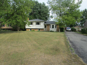 TOTALLY UPDATED 3 LEVEL HOME  SOUTH OF GRAND BEND
