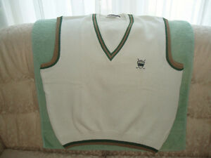 MUNSINGWEAR GOLFWEAR SHORT SLEEVE COTTON SWEATER West Island Greater Montréal image 3