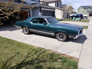 1970 Olds Cutlass Supreme