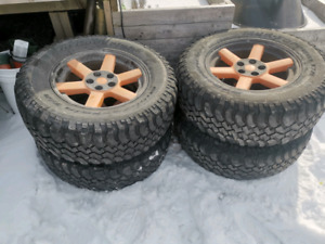 255 75 17 tires on rims