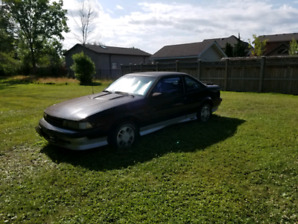 1990 Chevy Cavalier 3.1 Liter Z24 AND parts car