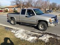 2004 GMC Sierra 1500 Ext Pickup mint