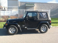 Wanted jeep TJ parts