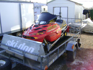 ***PARTING OUT SLEDS*** 2003 MXZ 600 RENEGADE SKI-DOO LONG TRACK