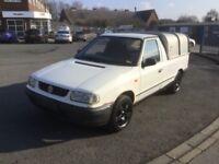 VW Caddy Pick Up