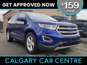 2015 Ford Edge $159B/W TEXT US FOR EASY FINANCING! 587-582-2859