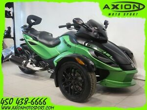 2012 Can-Am SPYDER RSS SM5 57,60$/SEMAINE