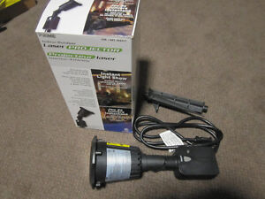Prime Holiday Laser Light Projector with 2-Head Red and Green La Kitchener / Waterloo Kitchener Area image 1