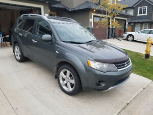 2008 Mitsubishi Luxury SUV - FULLY LOADED