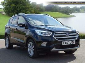 image for 2017 Ford Kuga 1.5T EcoBoost Titanium (s/s) 5dr SUV Petrol Manual