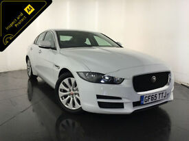2015 65 JAGUAR XE SE DIESEL 161 BHP 1 OWNER SERVICE HISTORY FINANCE PX WELCOME