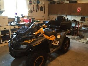 Can am xmr trade for sled