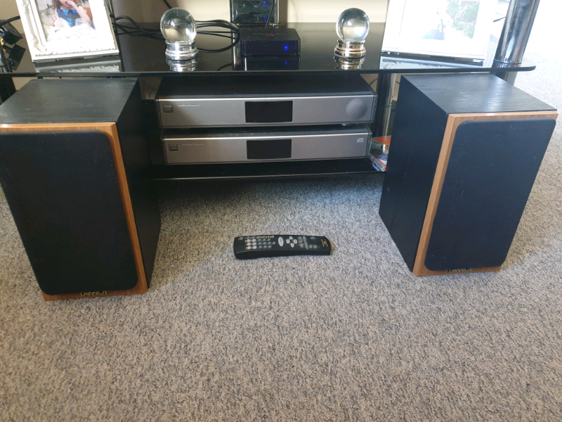 Marantz High End Separates And Tannoy Speakers In Bracknell