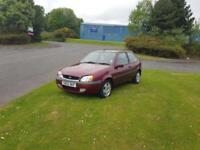 Ford Fiesta 1.25 2001.5MY Freestyle