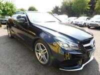 2014 MERCEDES E-CLASS E220 CDI AMG SPORT ** LOW MILES ** CONVERTIBLE DIESEL
