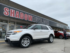 2012 Ford Explorer XLT -4WD  -HEATED SEATS -TOUCH -BLUETOOTH