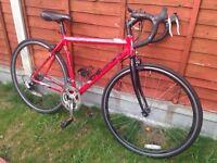 """Viking race bike 28"""" wheels"""