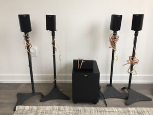 Home theater speakers for sale