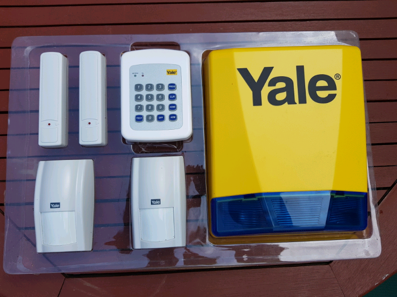 Used, SOLD. Yale Wireless Alarm System (unused) for sale  Chester, Cheshire