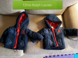 Brand new Ralph Lauren Coats