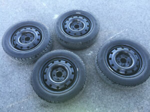 205/55R16 Winter Tires Approx 15,000 KMS