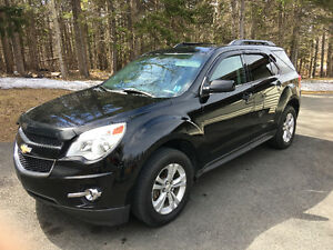 2012 Chevrolet Equinox 1LT AWD Trade Considered