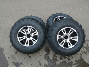 "12"" ATV / UTV Rim and Wheel package - Fits HONDA"