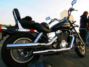 2006 honda shadow 1100. Lowered price.  Make an offer.