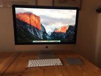 "iMac 27"", i7, fusion drive - can deliver (London)"
