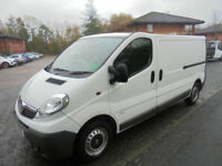 2014 Vauxhall Vivaro 2.0CDTi ( 115ps ) ( EU V ) 2900 LWB