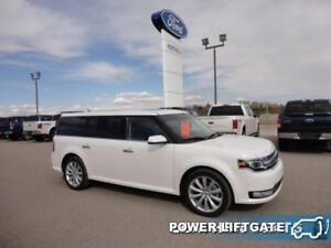 2015 Ford Flex Limited  - Leather Seats -  Bluetooth