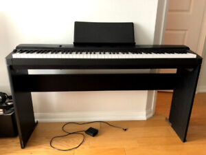 Casio PX-330 Digital Piano with CS-67 stand