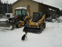 SJ DENE Contracting (excavation, snow removal)