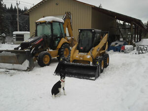 SJ DENE Contracting (excavation, snow removal) Williams Lake Cariboo Area image 1