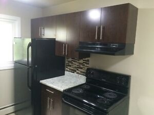 2 bedroom-newly renovated!! West end!