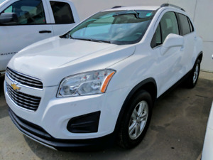 2014 Chevrolet Trax LT AWD / no accidents / warranty