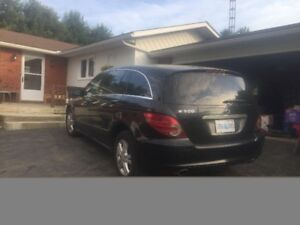 2006 Mercedes R500 Six Seater SUV/Crossover REDUCED