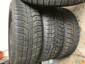 Ford Fusion snow tires-used 2 seasons