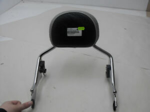 HD Passenger Backrest