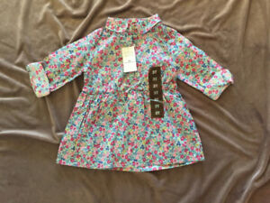 3T NWT floral top