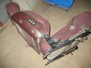 toyota 1985 celica supreme burgundy bucket seats nice shape Kingston Kingston Area image 1